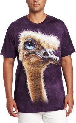 The Mountain Ostrich Totem T-Shirt 4X-Large