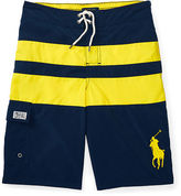 Ralph Lauren Kailua Color-Blocked Trunk