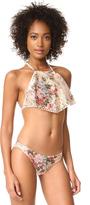 Zimmermann Aerial Perforated Bikini