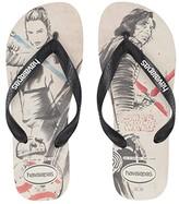 Havaianas Star Wars Flip Flops (Beige) Men's Sandals