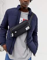 Tommy Jeans bumbag with logo detail and contrast trims in black