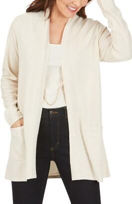 Foxcroft Nolita Open Front Cardigan