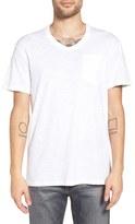 G Star Men's 'Varos' Pocket V-Neck T-Shirt