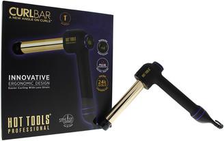 Hot Tools 1In Curl Bar-24K Gold - Model # Htcur