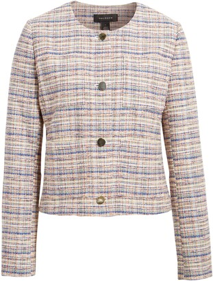 Halogen Tweed Jacket