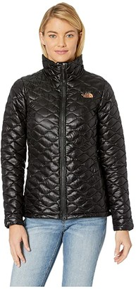 The North Face ThermoBalltm Jacket (TNF Black Shine) Women's Coat