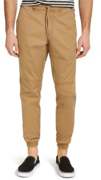 Sun + Stone Men's Articulated Jogger Pants, Created for Macy's