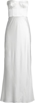 CAMI NYC The Sandrine Strapless Silk Gown