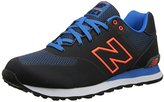 New Balance Men's ML574 Woven Collection Classic Running Sneaker