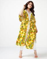 Penningtons MELISSA McCarthy Printed Kimono