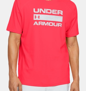 Under Armour Men's UA Iso-Chill Stacked Short Sleeve