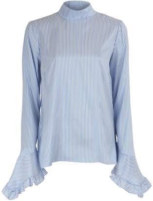 Erdem Landsey silk blouse