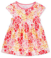 First Impressions Floral Printed Babydoll Tunic