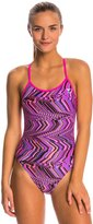 TYR Glitch Crosscutfit Tieback One Piece Swimsuit 8145541