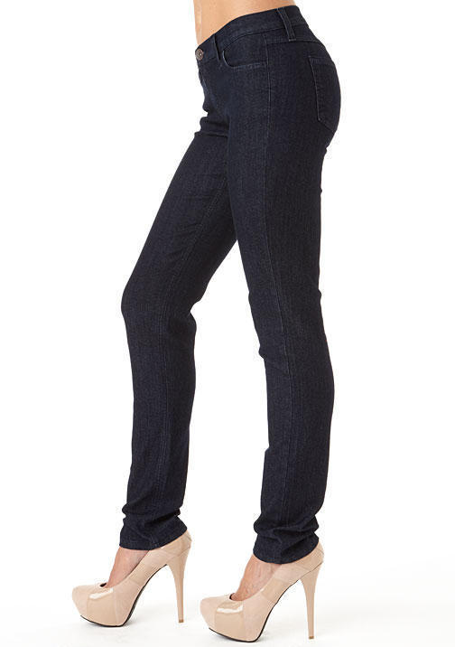 Alloy Truck Jeans Kendall Rinse Skinny Jean
