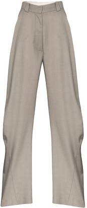 Eftychia Wide Leg Trousers