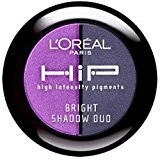L'Oreal (3 Pack H.i.p. Concentrated Shadow Duo - 874 - Euphoric