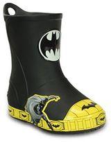 Crocs Bump It DC Comics Batman Kids' Waterproof Rain Boots