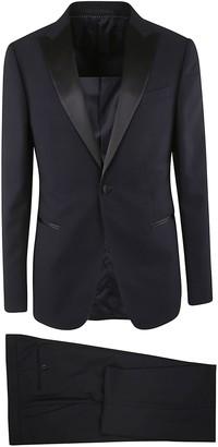 Ermenegildo Zegna Notched Lapel Suit