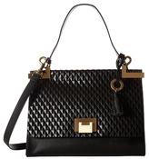 Badgley Mischka Blanche Satchel Satchel Handbags