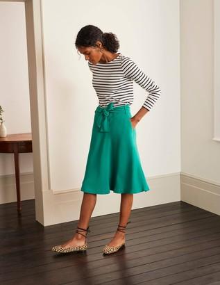Morland Belted Skirt