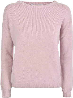 Saverio Palatella Ribbed Knit Sweater