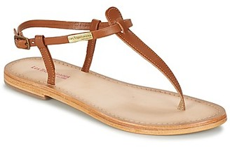 Les Tropéziennes NARVIL women's Sandals in Brown