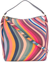 Paul Smith large striped tote