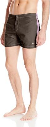 Parke & Ronen Men's Cove Dry Cloth Swim Short