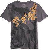GUESS Men's Fleur Graphic-Print T-Shirt