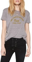 Amuse Society Women's The View Is Better From The Top Tee