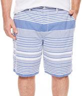 THE FOUNDRY SUPPLY CO. The Foundry Supply Co. Flat-Front Shorts - Big & Tall