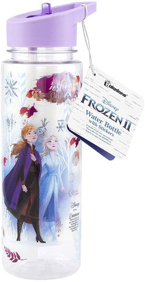 Disney Frozen Water Bottle With Accessory
