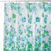 InterDesign Bubblz Peva Shower Curtain