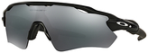 Oakley OO9208 Radar EV Path Wrap Sunglasses