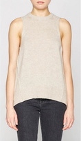 Brochu Walker Pleated Looker Tank