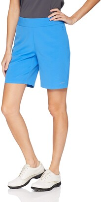 ANNIKA by Cutter & Buck Women's Moisture Wicking Drytec 50+ UPF Competitor Pull-on Short