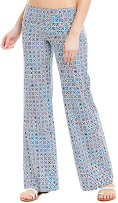 Helen Jon Fold-Over Beach Pant