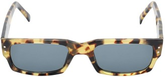 Andy Wolf Malcom Squared Acetate Sunglasses