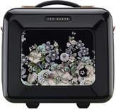 Ted Baker Gem Garden Vanity Case - Black