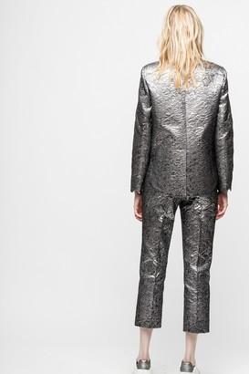 Zadig & Voltaire Vistar Jac Metal Jacket