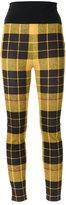 Gloria Coelho - knit skinny trousers - women - Polyester/Spandex/Elastane - 40
