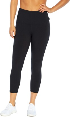 Jessica Simpson Sportswear Women's Standard Mandy Ultra High Rise Capri Legging