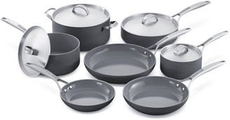 Green Pan Paris Pro Ceramic Non-Stick 11-Piece Cookware Set