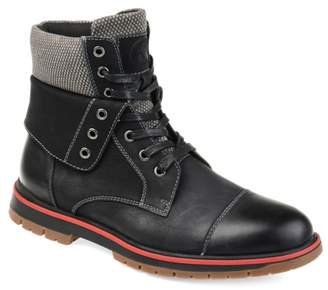 Thomas Laboratories & Vine Cyrus Cap Toe Boot