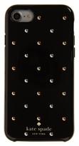 Kate Spade Larabee Dot Iphone 7 & 7 Plus Case - Black