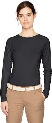 Cutter & Buck Annika Women's Stretch UPF 50+ Sun Protection Long Sleeve Solar Guard Shirt