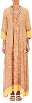 Natalie Martin Women's Sammi Silk Charmeuse Maxi Dress