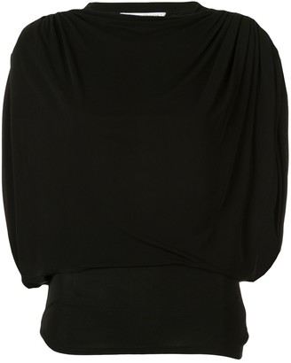J.W.Anderson Draped Sleeves Top