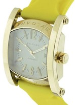 Bulgari Assioma 18K Yellow Gold Automatic with Date Mens 48mm Watch
